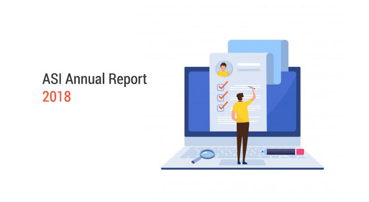 ASI Annual Report 2018