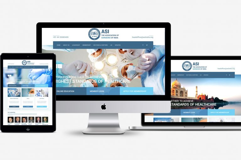 New Vibrant and Mobile Friendly ASI Website.