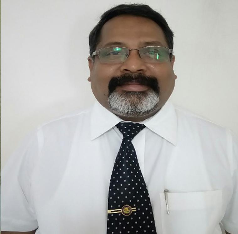 Dr. C R K Prasad