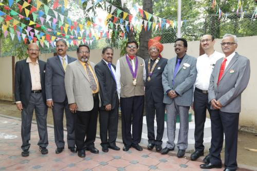 Republic Day celebration at ASI HQ