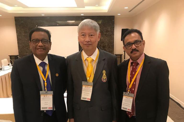 ASI President Thailand Visit